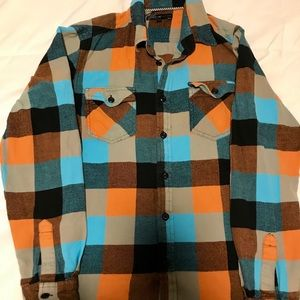 VANS OFF THE WALL Flannel